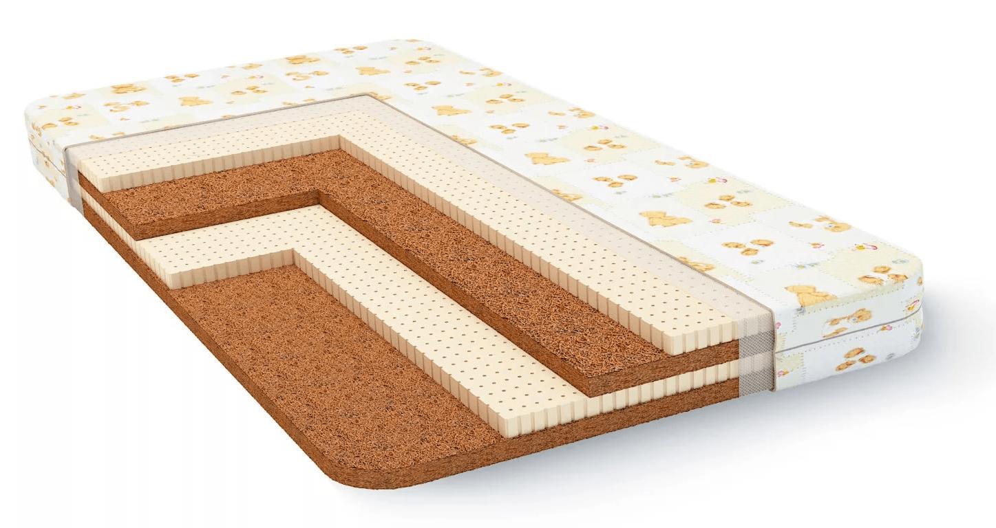 Colchón de fibra coco