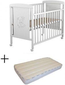 Cuna para bebé modelo oso dormilon Mundi Bebé