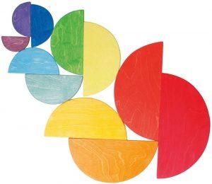 Arco iris WALDORF plano