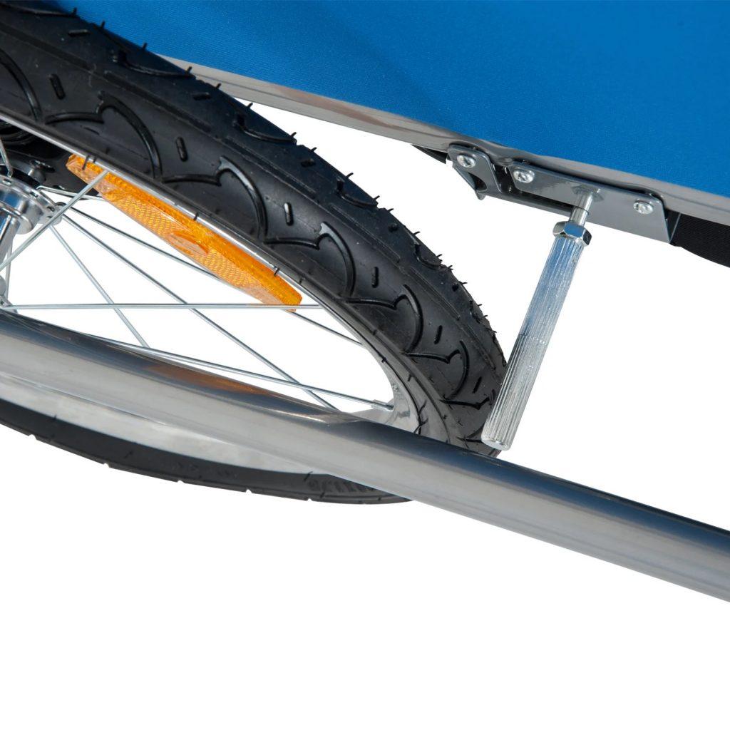 Remolque bici para niños Aosom Elite II 3 en 1