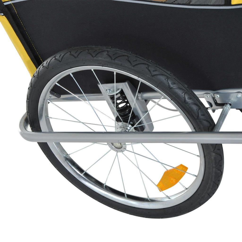 Remolque bici para niños