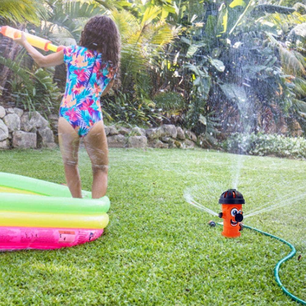 juegos de agua para jardín