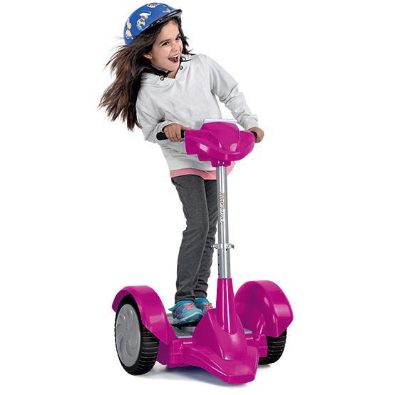patinetes electricos para niños Feber dareway evolution