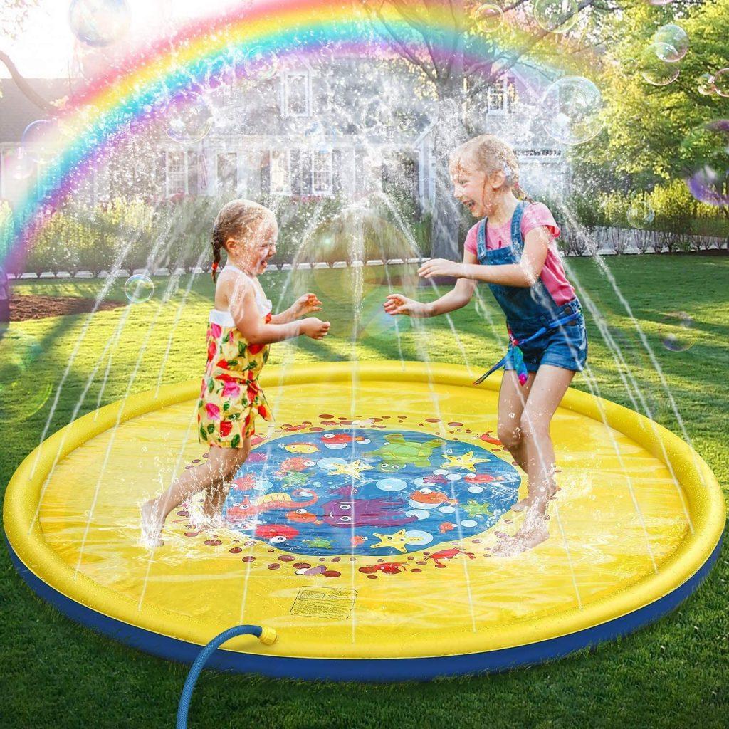 Los Mejores Juegos de Agua para Jardín