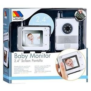 Moltó Baby Monitor 2,4″ Screen