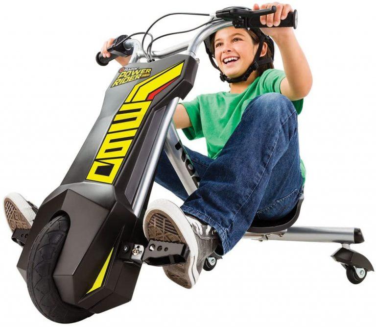 Razor powerrider 360 patinetes electricos para niños