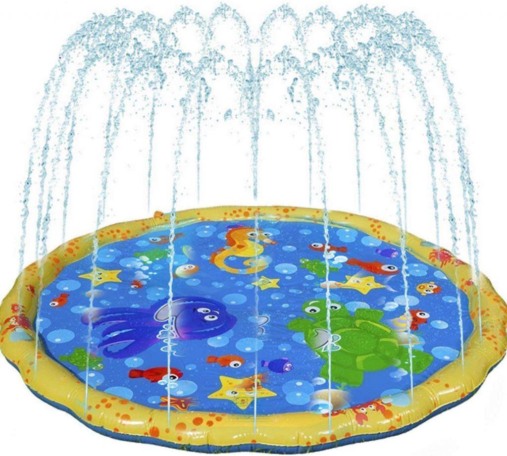 Splash Pad juego de salpicaduras