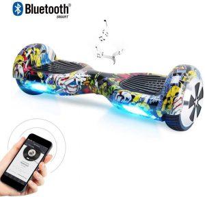 patinetes eléctricos para niños Windgoo hoverboard 6.5''