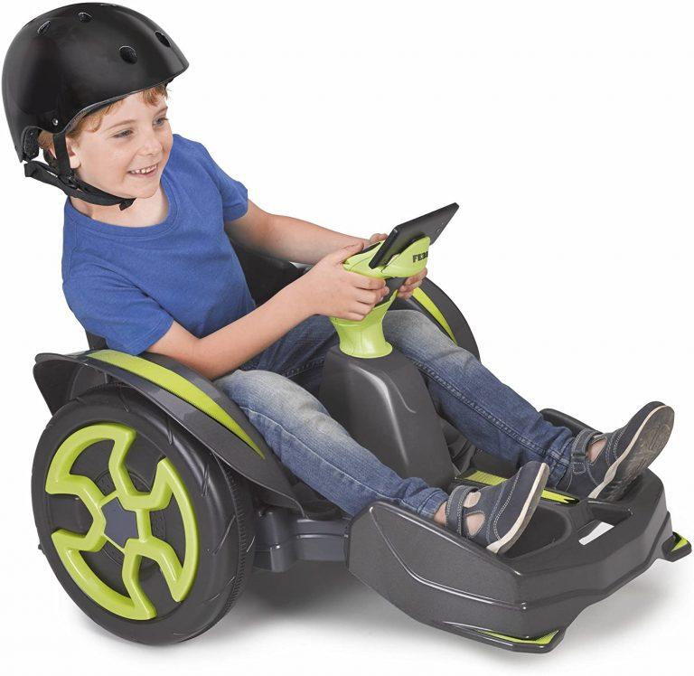 Feber Mad Racer hoverkart niños