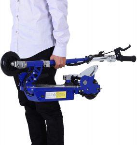 patinetes eléctricos niños Homcom