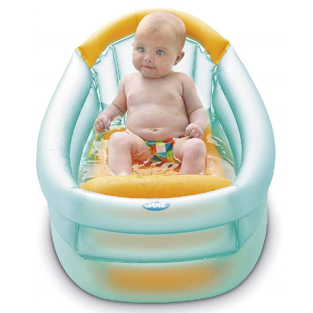 Bañera bebé hinchable de luxe jane