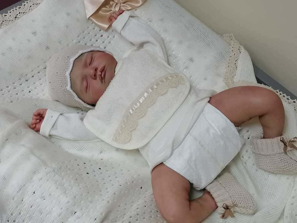 Bebé Reborn Miriam