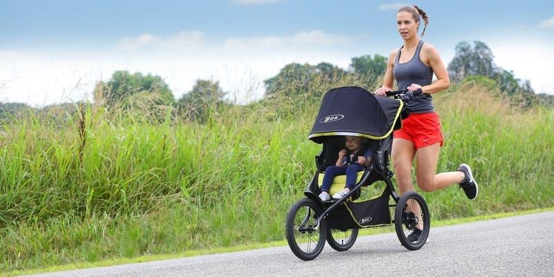 Carrito de bebe para correr