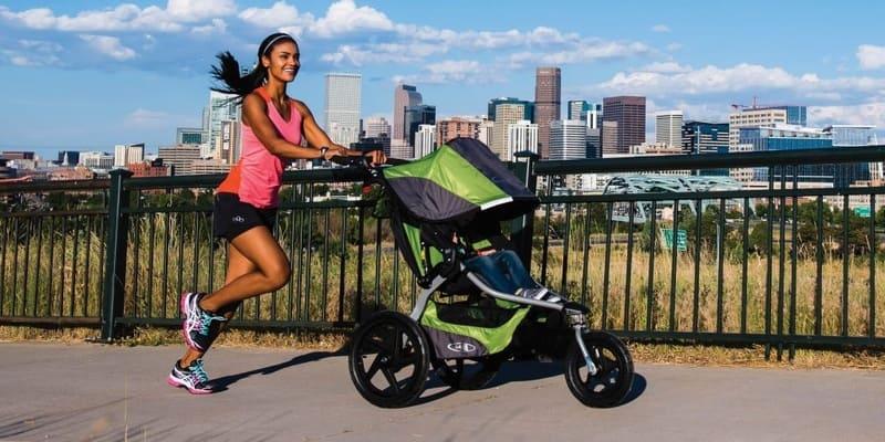 Mejores Carritos de bebe para runners
